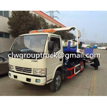 Truk FOTON Flatbed Road Wrecker