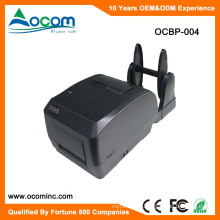 OCBP-004 4 Inch Thermal Transfer And Direct Thermal BarCode Label Printer Machine