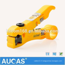 Hot Sales Network Câbles Outils à main Cat5e Cat6 Cat7 Computer Wire Stripping Tool