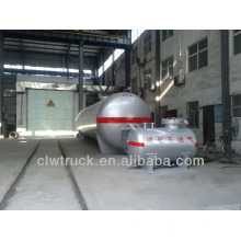 Venta caliente mini 10M3 tanque de transporte de gas licuado