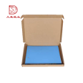 Good quality disposable custom packaging paper shirt box