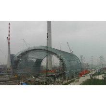 Vorgefertigte Struktur Coal Storage Design