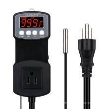 Controlador de temperatura do projeto PID para forno elétrico