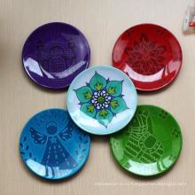(BC-PM1032) Высококачественная многоразовая пластиковая меламиновая плита для имитации фарфора