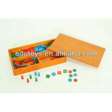 Montessori Teaching Aids - Stamp Game