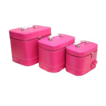 Rosy Color Beauty Bag Set de haute qualité