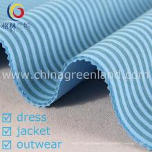 Polyester Rayon Stripe Scuba Fabric for Clothing Garment (GLLML208)