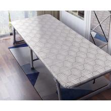 De alta qualidade sala de estar de metal dobrável Extra Single Sun espreguiçadeira de madeira dobrável cama