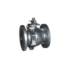 Quality Cast Steel Floating Ball Valve