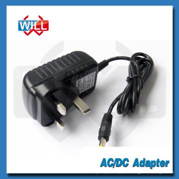 Conmutador BS de alta calidad Adaptador de corriente AC / DC de UK