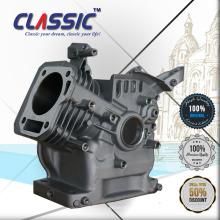 CLASSIC (CHINA) 6.5HP Gerador Peças de reposição Crank Case, Crankcase Body