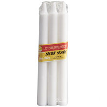 Taper Candles tropffreie 8-Zoll-weiße Taper Candles