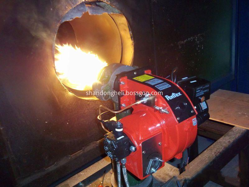 Gas Burner Roots Blower.