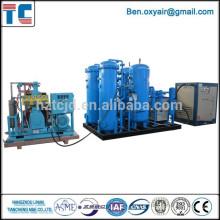 Usina de produção de oxigênio Psa com economia de energia (agente necessário)