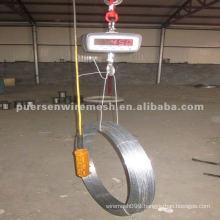 Galvanized Oval Wire 2,4 x 3,0mm