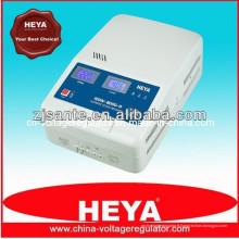 Série HDW Type de mur Stabilisateur de tension CA monophasé / Régulateur de tension (AVR)