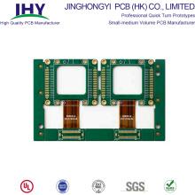 OEM Factory 4 Capas Flex PCB rígido con dedo dorado