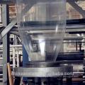 800mm PE mono/single layer co-extrusion plastic film blowing machine