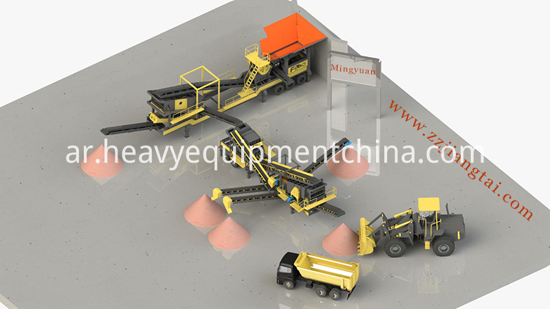 Construction Waste Crushing Equipment