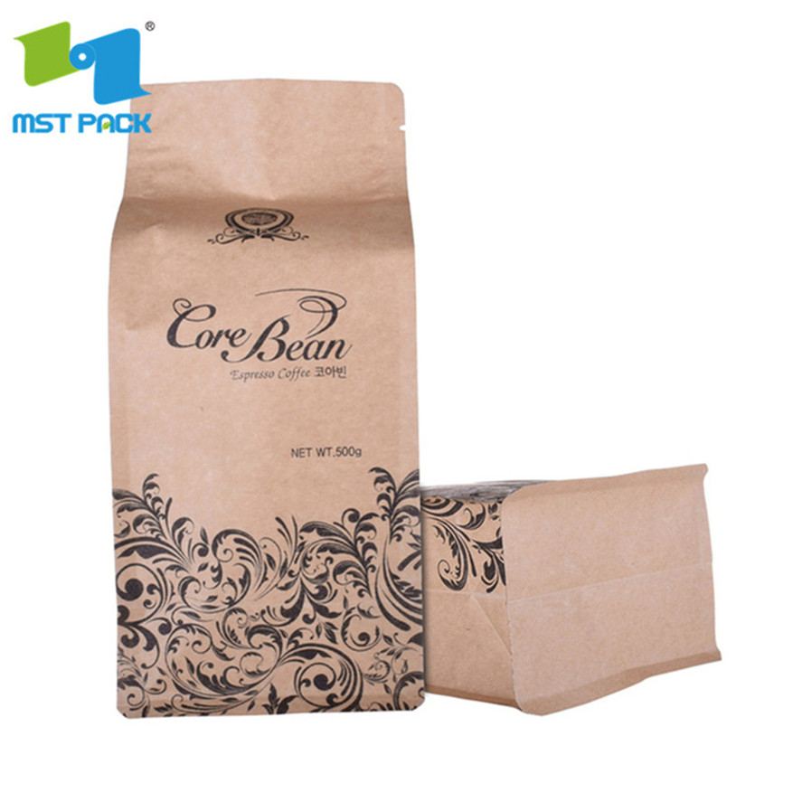 Compostable Paper Pouch