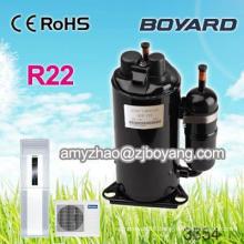 Vertical QXR36E portable ac compressor pulley audi for oil cooling unit