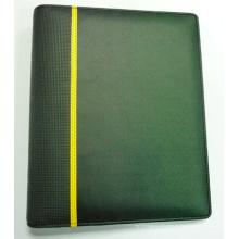 Carpeta hecha a mano A5, caja del cuaderno, carpeta de archivo