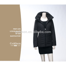 Women Down Jacket For The Winter With Soft Shell Fabric