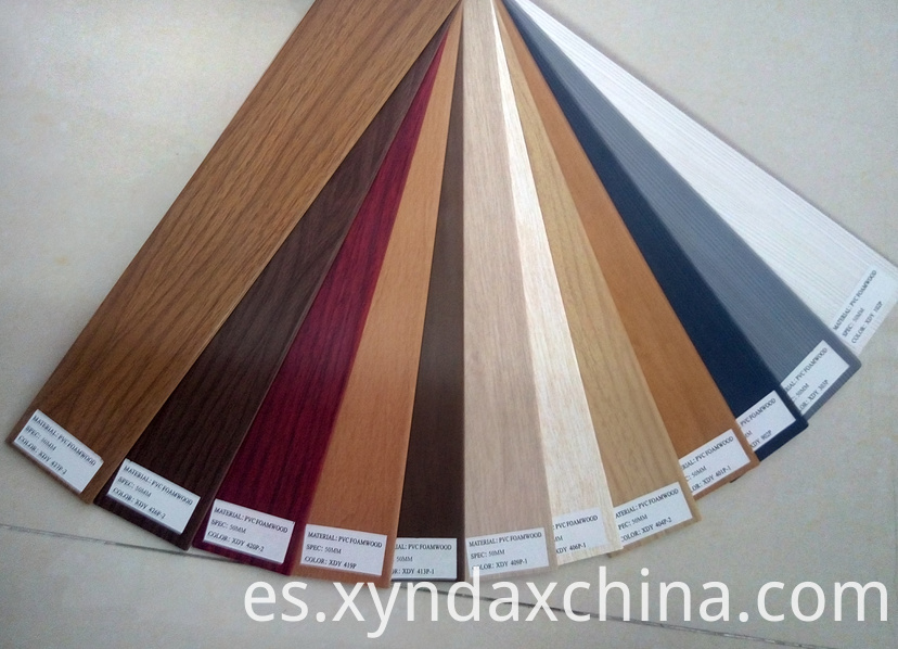 fauxwood venetian blinds