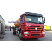 Sinotruk Howo7 16M3 Recogida de camiones cisterna de aguas residuales