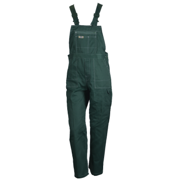 Adjustable suspenders labor bib pants overall