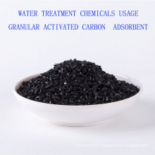 Water Treatment Chemicals Usage granular activated carbon Adsorbent