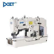 Máquina de costura de alta velocidade industrial da casa de botão do Lockstitch de DT781NV para furar do botão