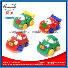 Plastic Car Toy Friction Cartoon Bettle Car