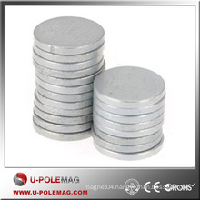 Classy Magnet Neodymium Disc N40/NdFeB Magnet Disc/Axial Disc Hole: 10mm Neodymium Magnet China