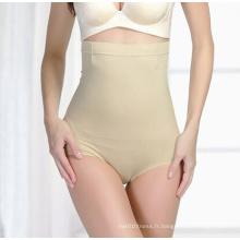 Womens Body Shaper Bretelles de contrôle du ventre Chaussures de taille haute taille Corset