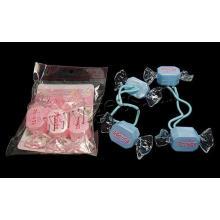 Gets.com elastic thread children silicone ring