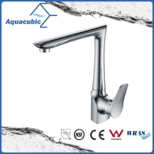 Simple Style Brass Kitchen Faucet (AF1048-5)