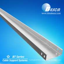 Top quality cable trunking solid through