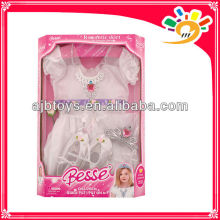 Romantic angle dresses,party supplies princess dress up for baby girls