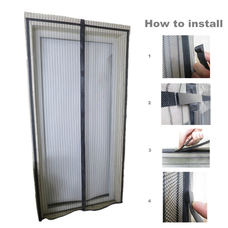 Magnet Screen Curtain