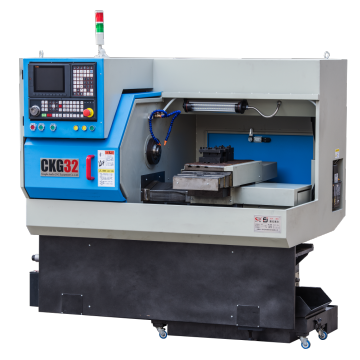 Torno CNC tipo cama inclinada Siemens 808D Advanced