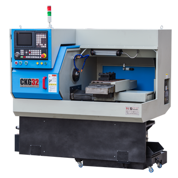 Tornio CNC a banco inclinato Siemens 808D Advanced
