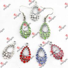Bijoux à bijoux en pierres précieuses en cristal (E173)