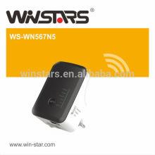 300Mbps Gleichzeitiger Dualband Wifi Repeater, Wireless Coverage in allen WLAN Netzwerken