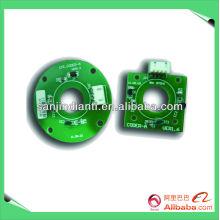 Elevator door machine encoder CODER-A, sealed hollowshaft encoder