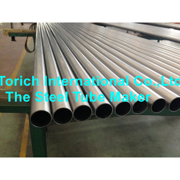 Incoloy 825 Nickel Alloy Seamless Steel Tube