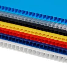 Пластичная полая плита