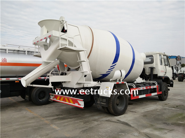 Dongfeng Concrete Mixer Trucks