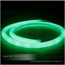 O IP68 anti UV SMD 180 360 graus RGB conduziu a luz de néon da corda