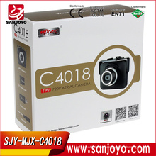 MJX C4018 Camera 720P HD FPV Aerial Camera with One Key Return Flight Route Function For Drone MJX X101 X102H X600 RC Quadcopter